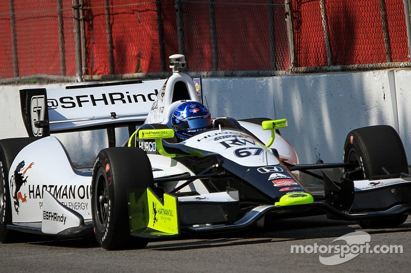 Newgarden fastest in opening practice session
