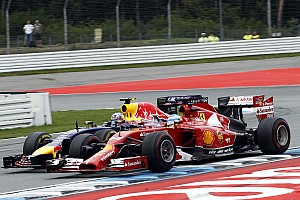 Formula 1 Race report German GP – Alonso the crowd-pleaser