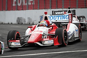 IndyCar Race report Double top-10 for Justin Wilson in Toronto