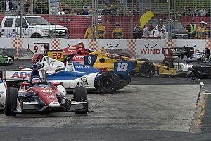 IndyCar Analysis Honda Indy Toronto: Red flag edition