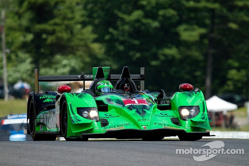 ESM Patrón ready for first kiss of Indy rricks