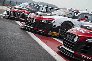 Blancpain Endurance Preview It's Spa time: the Belgian Audi Club Team WRT ready for the high point of the season