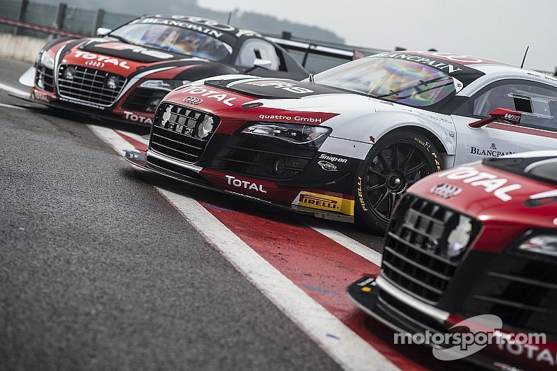It's Spa time: the Belgian Audi Club Team WRT ready for the high point of the season