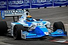 Third-generation racer visits with Andretti Formula E team