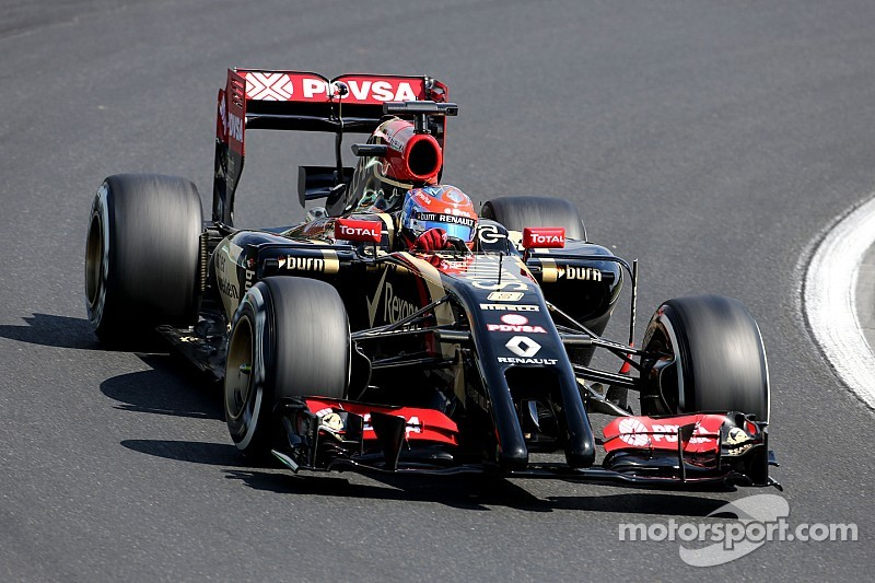 Lotus: There is good potential in the E22 in Budapest