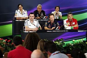 Formula 1 Breaking news New war erupts between F1 teams and media