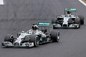 Formula 1 Wolff denies Mercedes will punish Hamilton