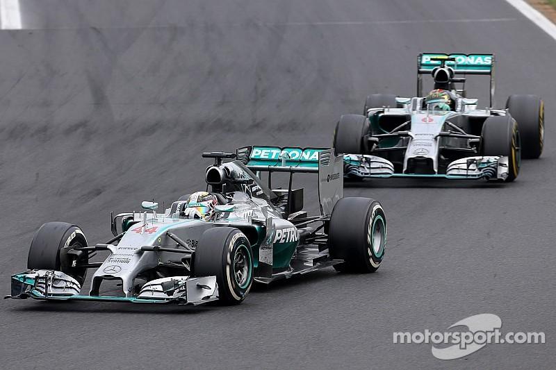 Wolff denies Mercedes will punish Hamilton