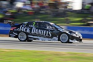 Supercars Race report Nissan Motorsport prepared for challenging Queensland Raceway event