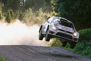 WRC Leg report Latvala's lead shrinks on the penultimate day of Rally Finland