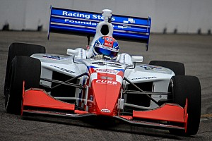 Indy Lights Race report Jack Harvey dominates for first Indy Lights victory