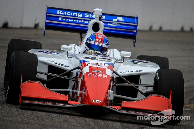 Jack Harvey dominates for first Indy Lights victory