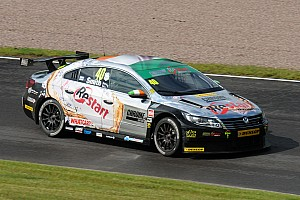 BTCC Race report Aron Smith wins an enthralling finale at Snetterton