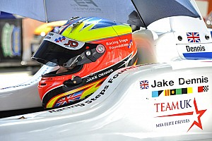 F3 Europe Interview Let's meet... Jake Dennis