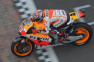 MotoGP Practice report Marquez quickest after first day of practice in Indianapolis