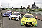 DTM power in Cologne's historic city