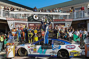 NASCAR Cup Analysis A.J. Allmendinger completes the real Road to Recovery program