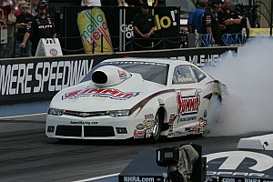 NHRA Preview Pro Stock driver Greg Anderson hopes for home track advantage