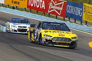 NASCAR Cup Race report A final look back - Watkins Glen