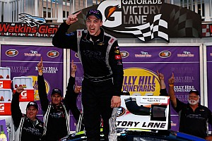 NASCAR Race report Two in a row for Scott Heckert