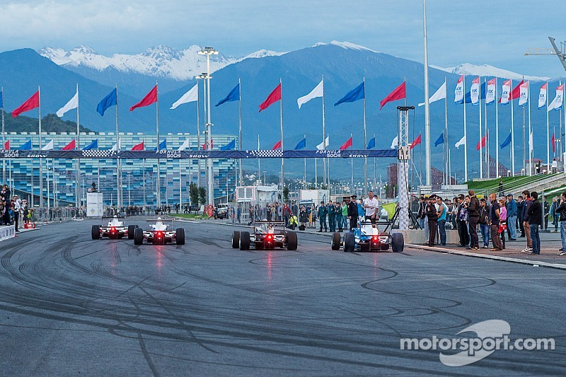 Official FIA circuit inspection declares Sochi Autodrom in Russia is ready for  Formula 1