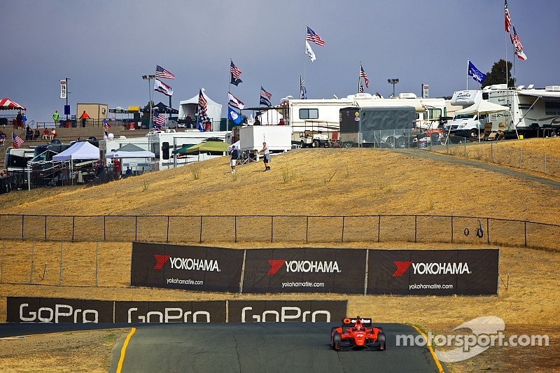 Earthquake shakes Northern California on the eve of the GoPro Grand Prix of Sonoma