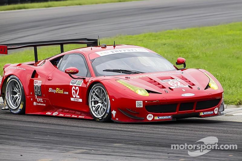 Ferrari, BMW take GT wins at VIR