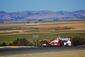 IndyCar Race report Justin Wilson takes ninth in GoPro Grand Prix