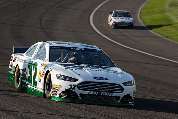 Joey Gase to make Sprint Cup debut at Chicagoland