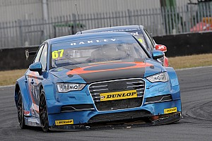 BTCC Preview Robb 'Hollywood' Holland ready to 'shake and bake' at The Rock