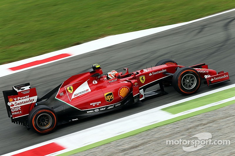Ferrari: Monza, as special as ever