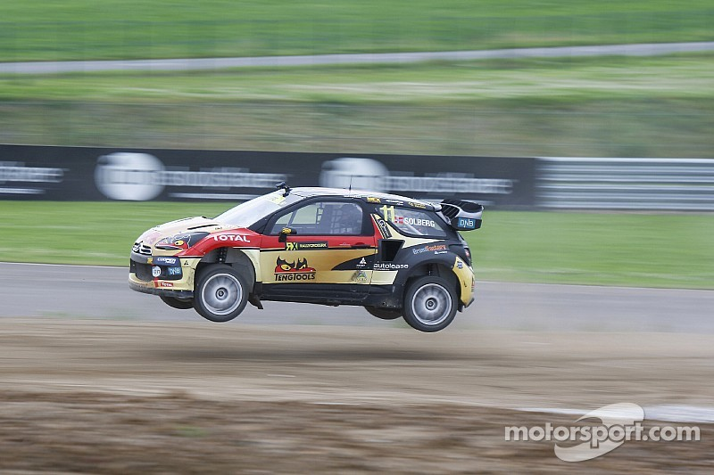 Solberg win the World RX of France and extended his lead in the championship