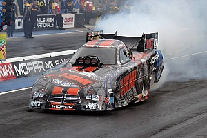 NHRA Qualifying report Hagan, Todd, Enders-Stevens, Arana Jr. top NHRA provisional qualifying