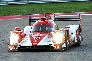 WEC Qualifying report Rebellion Racing's R-One #13 to start from fourth