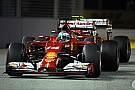 Ferrari on qualifying for tomorrow's  Singapore GP: Better than it looks