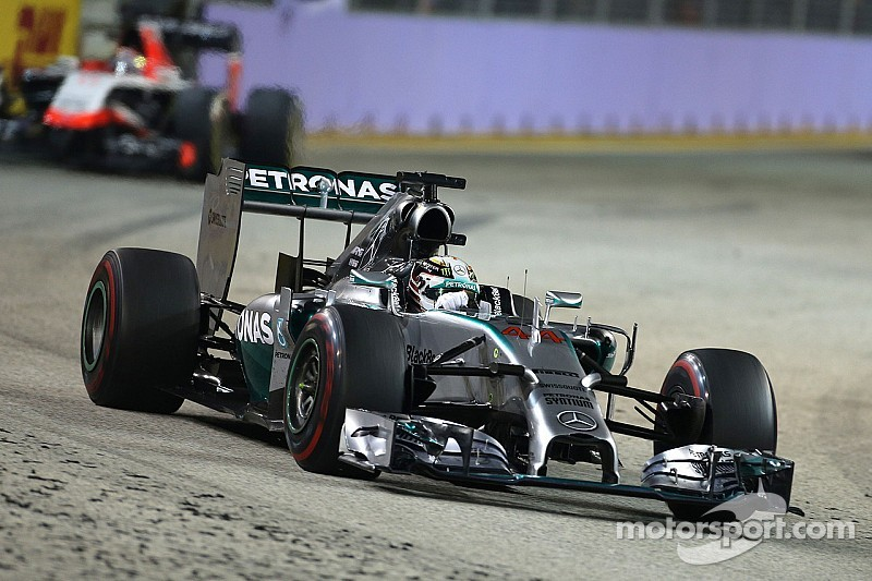 Singapore GP – The point