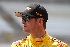 IndyCar Breaking news Hunter-Reay to compete in Race of Champions in Barbados