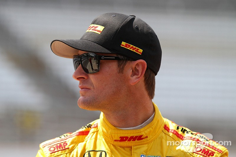 Hunter-Reay to compete in Race of Champions in Barbados