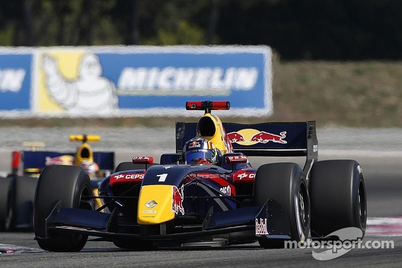 Record victory for Carlos Sainz at Circuit Paul Ricard