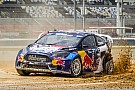 Olsbergs MSE Ford driver leads Red Bull Global Rallycross Championship
