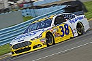 Crew chief changes take place at Front Row Motorsports