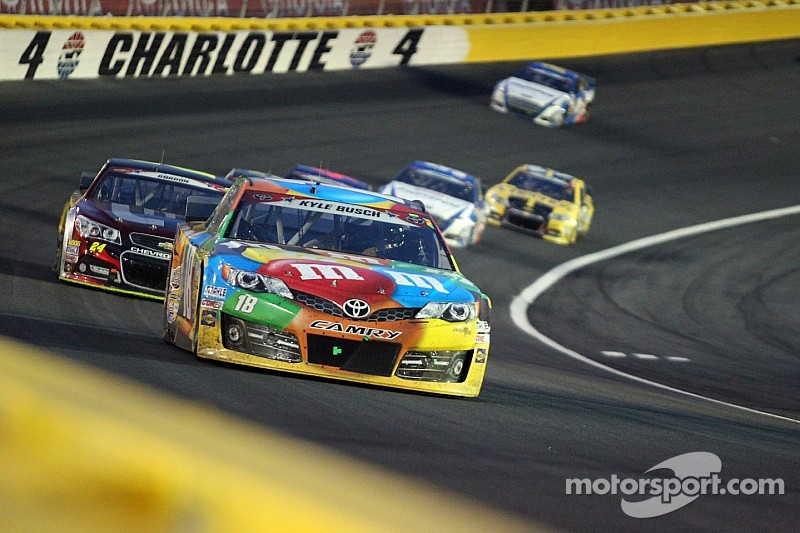 Did JGR save it all for the Chase?
