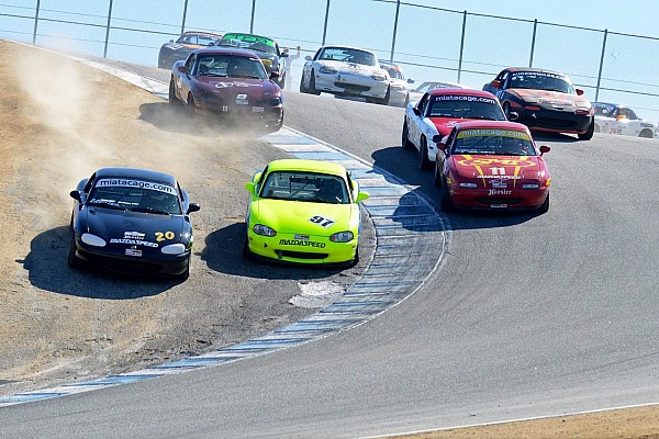 SCCA Top six finishing Miatas at SCCA Runoffs found to be illegal, seventh place awarded title