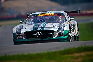 PWC Breaking news Mercedes to go into 2015 PWC season with an expanded fleet