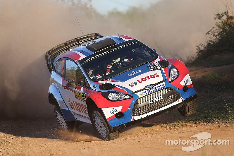 Determination from Kubica in Spain