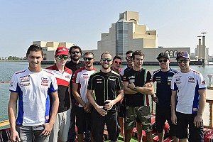 World Superbike Preview Incident packed Doha boat trip for the WSBK stars