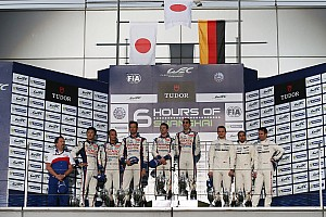 WEC Race report Toyota Racing dominates in China