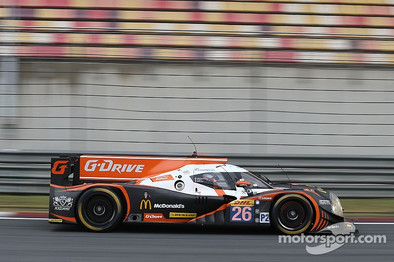 Shining victory in Shanghai for the G-Drive Racing Ligier JS P2