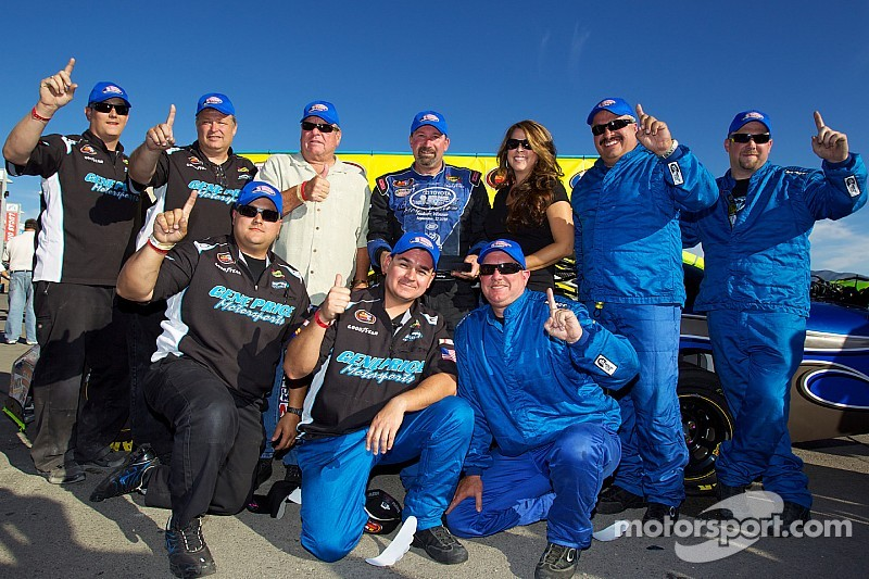NASCAR crowns a K&N champion as Drake earns breakthrough win