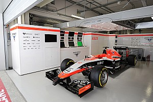 Formula 1 Breaking news End of the line as Marussia ceases trading, closes its doors